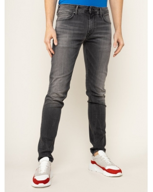 Pepe Jeans Jeansy Slim Fit Stanley PM201705 Szary Slim Fit