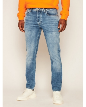 Pepe Jeans Jeansy Regular Fit Chepstow PM200982 Niebieski Regular Fit
