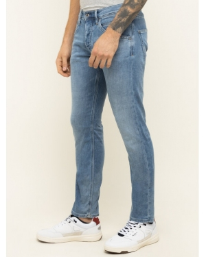 Pepe Jeans Jeansy Regular Fit Track PM201100NA22 Niebieski Regular Fit