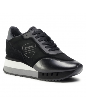Sneakersy BLAUER - F0CHARLOTTE08/SUE Black