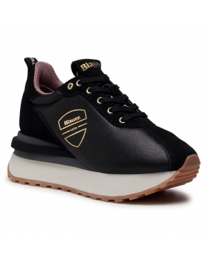 Sneakersy BLAUER - F0MABEL01/LAN Black
