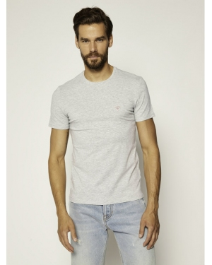 Guess T-Shirt Core Tee M0GI24 J1300 Szary Super Slim Fit