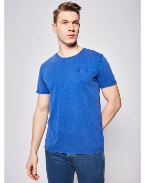 Guess T-Shirt Pocket Tee M0GI54 K6XN0 Niebieski Slim Fit