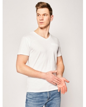 Guess T-Shirt Pocket Tee M0GI55 K6XN0 Biały Slim Fit