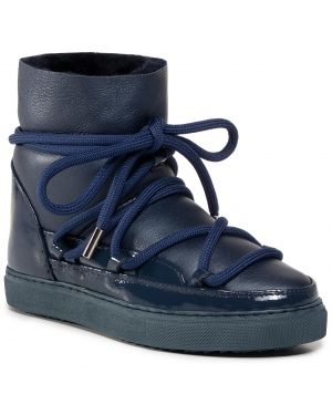 Buty INUIKII - Sneaker Gloss 70202-006 Royal Navy