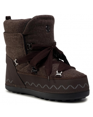Śniegowce BOGNER - Trois Vallees 8B 303-1584 Dark Brown 02