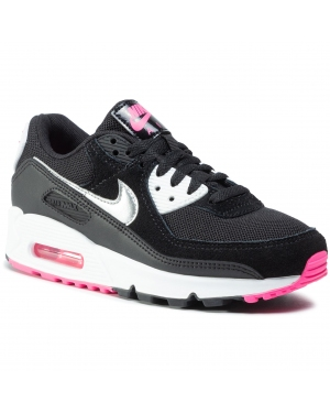 Buty NIKE - Air Max 90 DA4281 001 Black/Metallic Silver/White