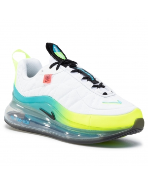 Buty NIKE - Mx-720-818 (GS) CD4392 100 White/Black/Blue Fury/Volt