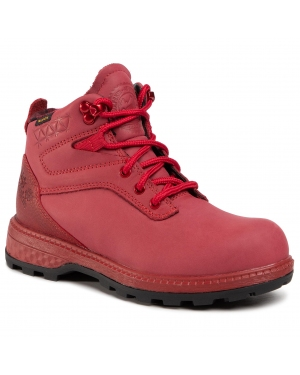 Trekkingi JACK WOLFSKIN - Jack Ride Texapore Mid W 4035961 Red/Black