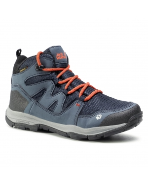 Trekkingi JACK WOLFSKIN - Mtn Attack 3 Texapore Mid K 4034081 D Dark Blue/Orange