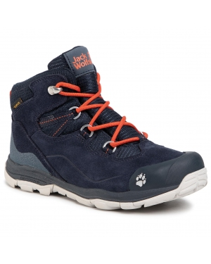 Trekkingi JACK WOLFSKIN - Mtn Attack 3 Lt Texapore Mid K 4036031 Dark Blue/Orange
