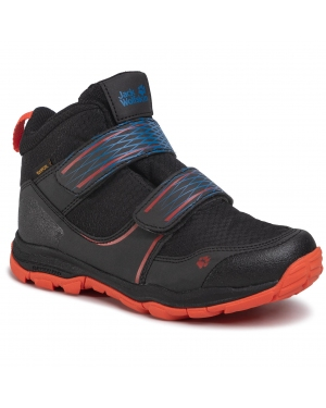 Trekkingi JACK WOLFSKIN - Mtn Attack 3 Texapore Mid Vc K 4037722 Black/Orange
