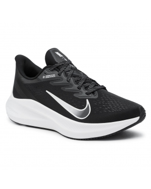 Buty NIKE - Zoom Winflo 7 CJ0291 005 Black/White/Anthracite