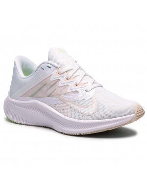 Buty NIKE - Quest 3 CD0232 100  Summit White/Guava Ice