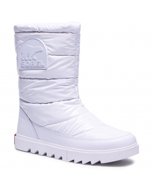 Śniegowce SOREL - Joan Of Arctic Next Lite Mid Puffy NL3927 White 100