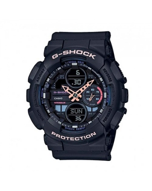 Zegarek G-SHOCK - GMA-S140-1AER Black