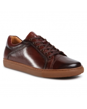 Półbuty LASOCKI FOR MEN - MI07-C456-473-04 Brown