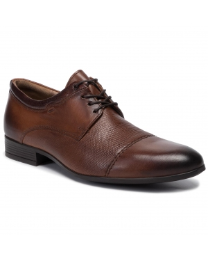 Półbuty LASOCKI FOR MEN - MI08-C240-286-01 Brown