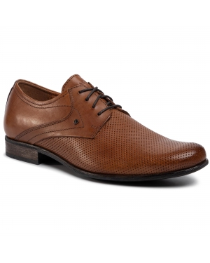Półbuty LASOCKI FOR MEN - MB-MOSE-S16-04 Brown 2