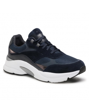 Sneakersy BOSS - Ardical 50446943 10214592 401 Dark Blue