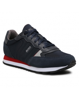 Sneakersy BOSS - Parkour 50445688 10232529 01  Dark Blue 401