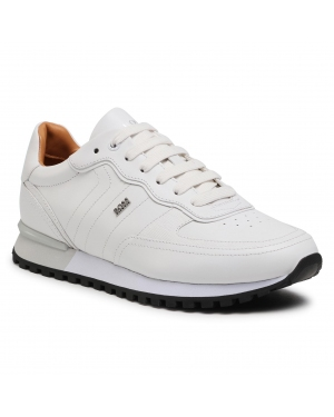 Sneakersy BOSS - Parkour-L 50445701 10214643 01 White 100