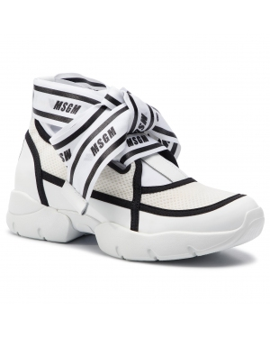 Sneakersy MSGM - Bow Running 2641MDS419 205 1 Biały