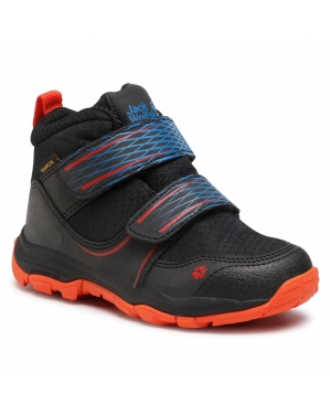 Trekkingi JACK WOLFSKIN - Mtn Attack 3 Texapore Mid Vc K 4037722 S Black/Orange