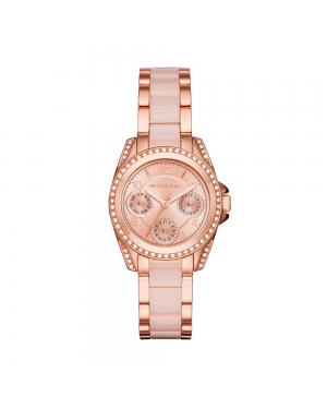 Zegarek MICHAEL KORS - Blair MK6175 Pink/Rose Gold