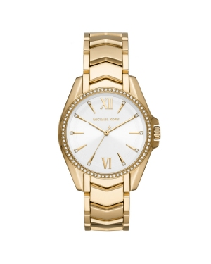 Zegarek MICHAEL KORS - Whitney MK6693 Gold/White
