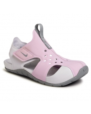 Sandały NIKE - Sunray Protect 2 (PS) 943826 501 Iced Lilac/Particle Grey