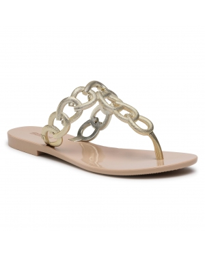Japonki MELISSA - Success Ad 33240 Beige/Metalic Gold 52112
