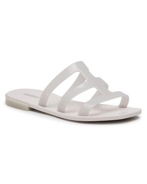 Klapki MELISSA - Caribe Slide Ad 32949 Grey/White/Clear 53841