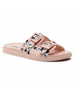 Klapki MELISSA - Wide + Mickey & Friend 32999 Pink/White/Red 53868