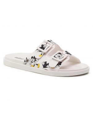Klapki MELISSA - Wide + Mickey & Friend 32999 White/Yellow/Black 53871