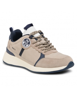 Sneakersy NORTH SAILS - RW-01 Base -027 Khaki