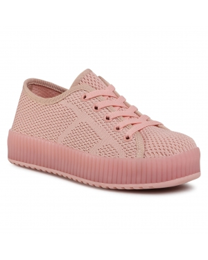 Sneakersy NELLI BLU - AVO-401-002 Light Pink