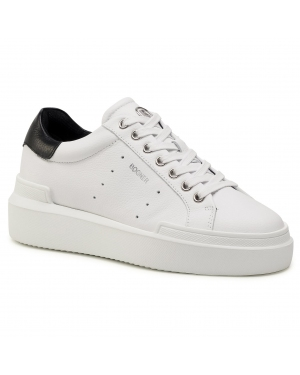 Sneakersy BOGNER - Hollywood 1 D 22120115 White/Black 023