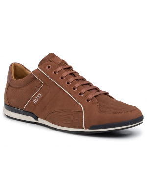 Sneakersy BOSS - Satrun 50428262 10214613 01 Medium Brown 212