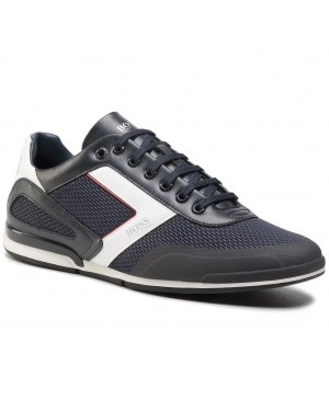 Sneakersy BOSS - Saturn 50445677 10230782 01  Dark Blue 401
