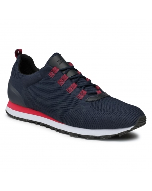 Sneakersy BOSS - Parkour 50446019 10232616 01 Dark Blue 401