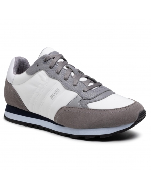 Sneakersy BOSS - Parkour 50445688 10232529 01 Open Grey 060