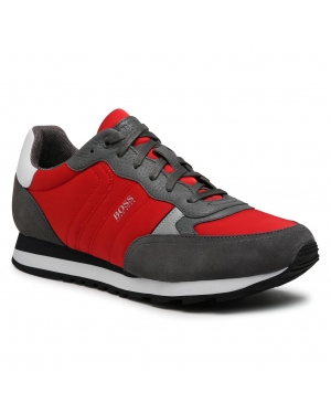 Sneakersy BOSS - Parkour Runn 50445688 10232529 01 Open Red 640