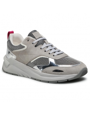 Sneakersy BOSS - Skylar 50447473 10233158 01 Open Grey 061
