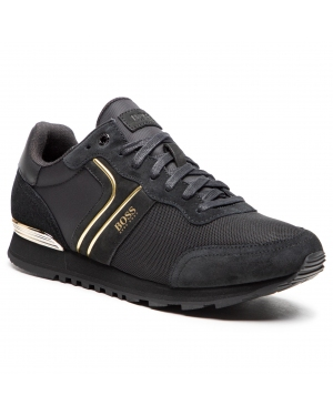 Sneakersy BOSS - Parkour Runn 50433661 10214574 01 Black 005