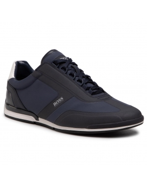 Sneakersy BOSS - Saturn 50452024 10235008 01 Dark Blue 401