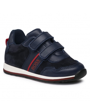 Sneakersy BOSS - J09148 S Navy 849