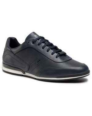 Sneakersy BOSS - Saturn 50452010 10230186 01 Dark Blue 401