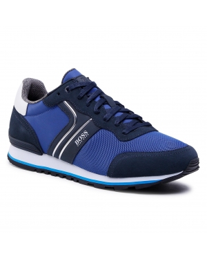 Sneakersy BOSS - Parkour 50433661 10214574 01  Open Blue 464