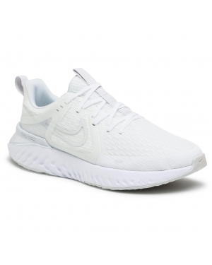 Buty NIKE -  Legend React 2 AT1368 100 White/Pure Platinum